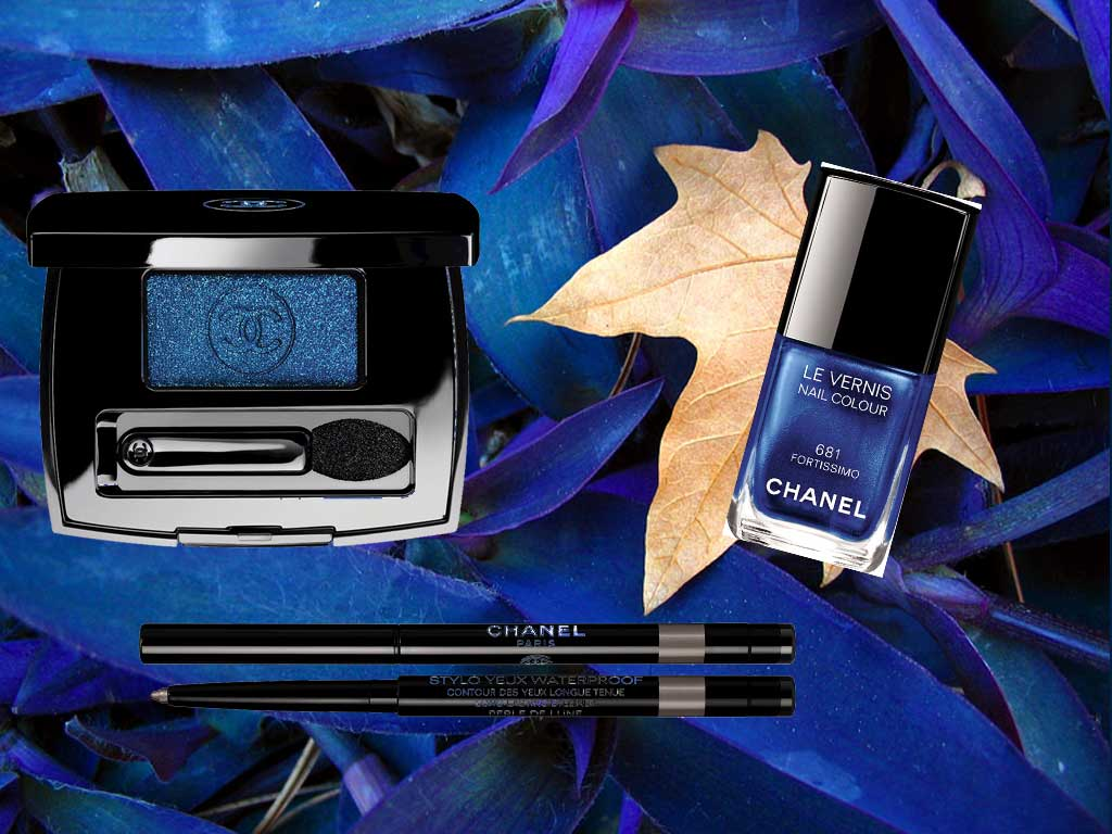 La collezione Blue Rhythm di Chanel