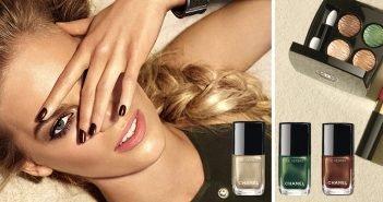 Chanel Make up Estate 2016: le calde tonalità della sabbia