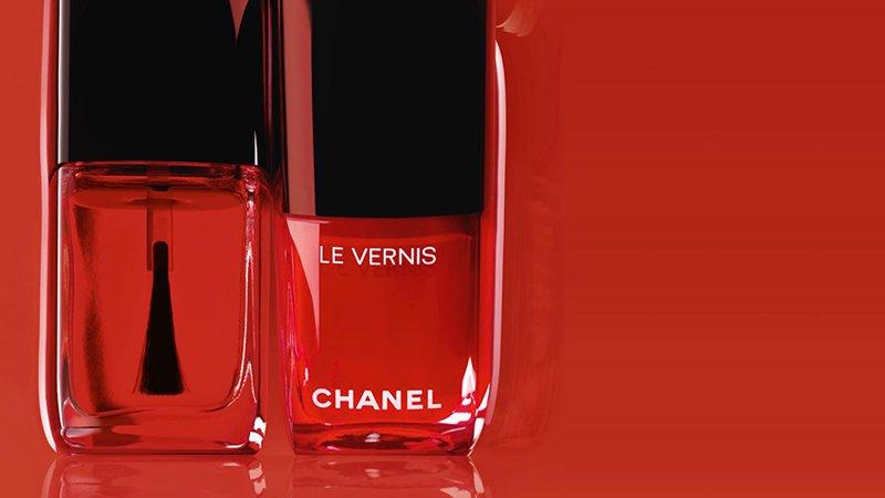 Foto degli smalti Chanel le Rouge