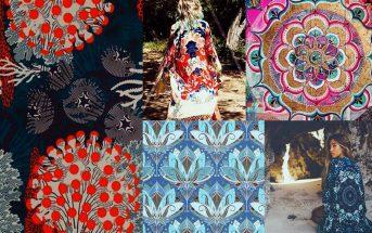 Foto dei colori moda Autunno Inverno 2016-2017