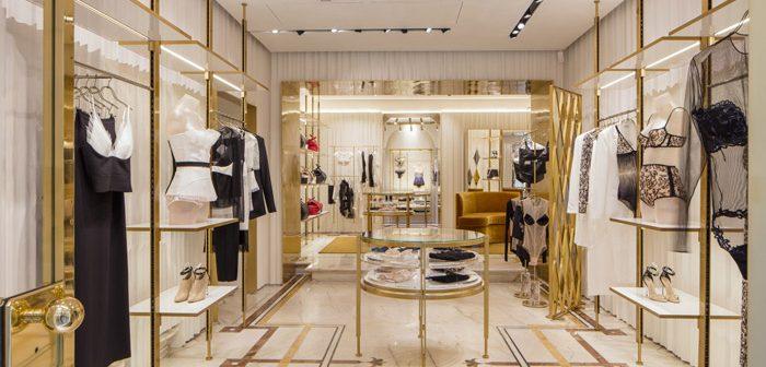 La Nuova Boutique La Perla a Roma: Spazio alla Seduzione