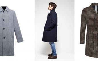 Speciale sui cappotti uomo autunno inverno 2017-2018