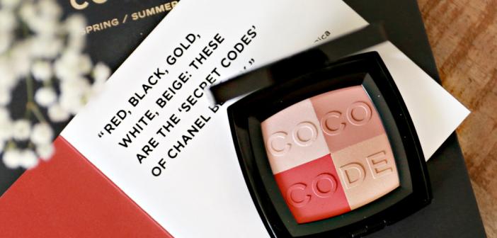 Chanel Make Up Primavera 2017. la Collezione Coco Codes
