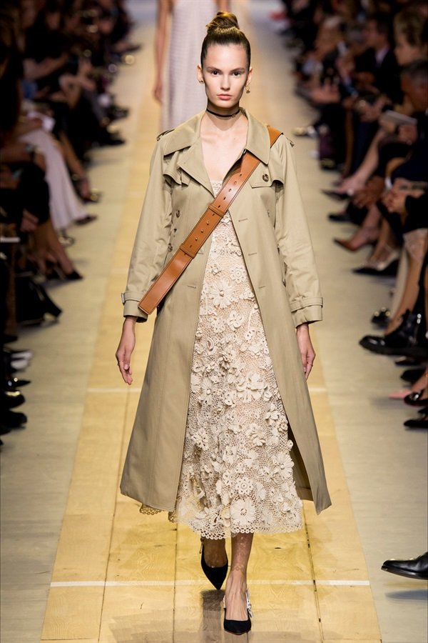 Trench donna Christian Dior