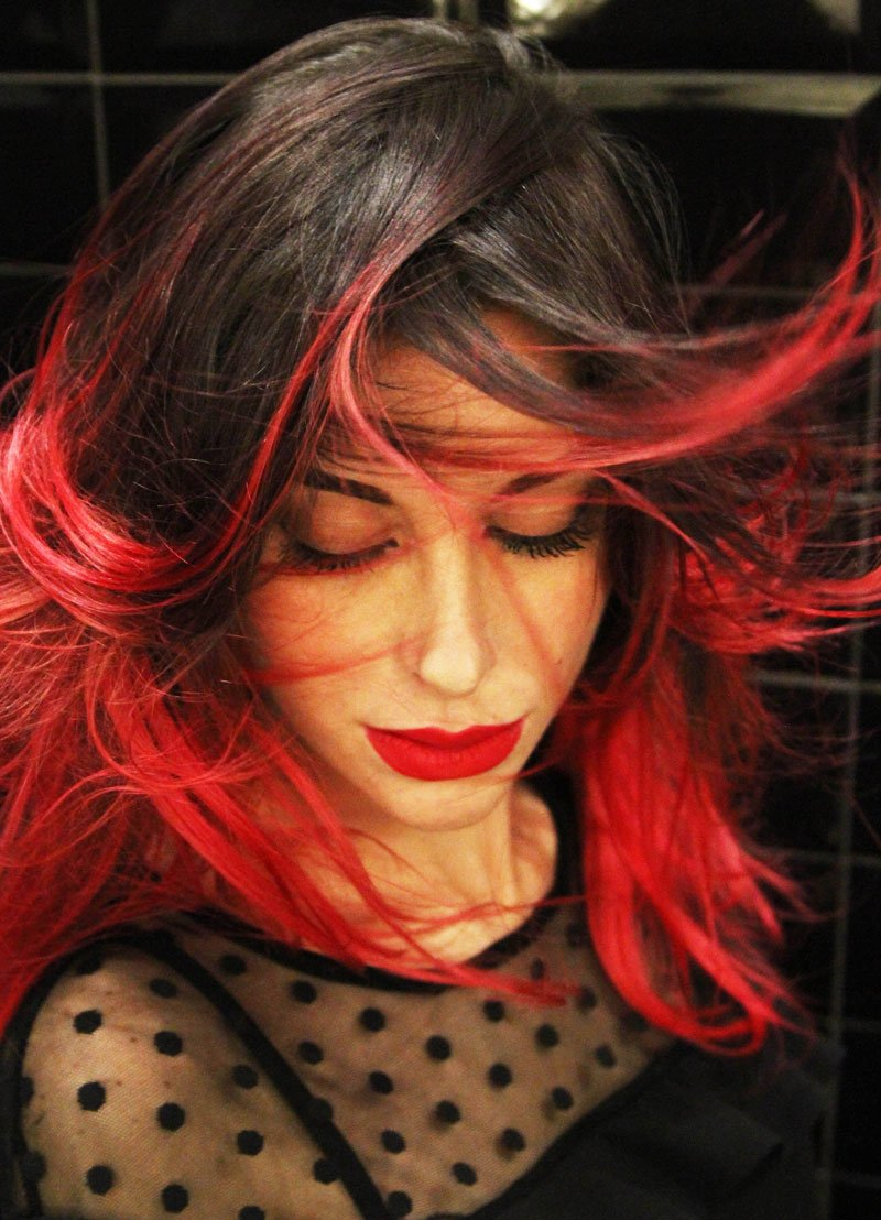 Tendenza Color Fire Red