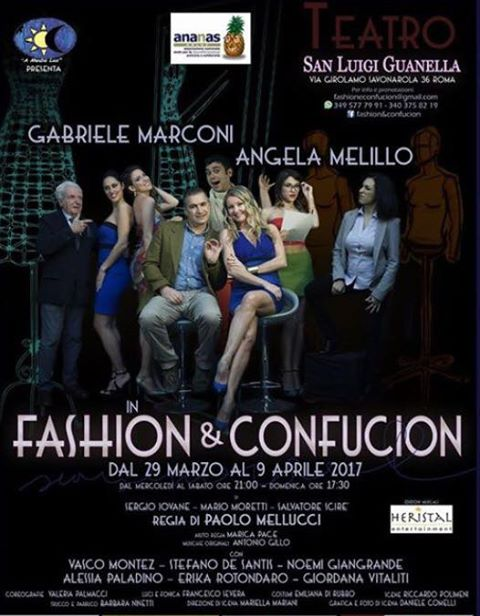 La commedia Fashion & Confucion