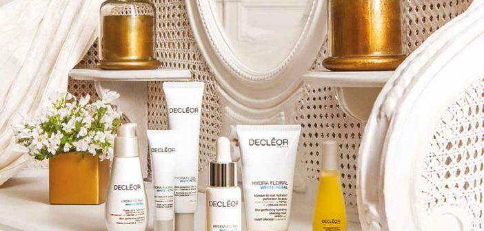 Decléor Hydra Floral – White Petal: Perfezione e Luminosità della Pelle