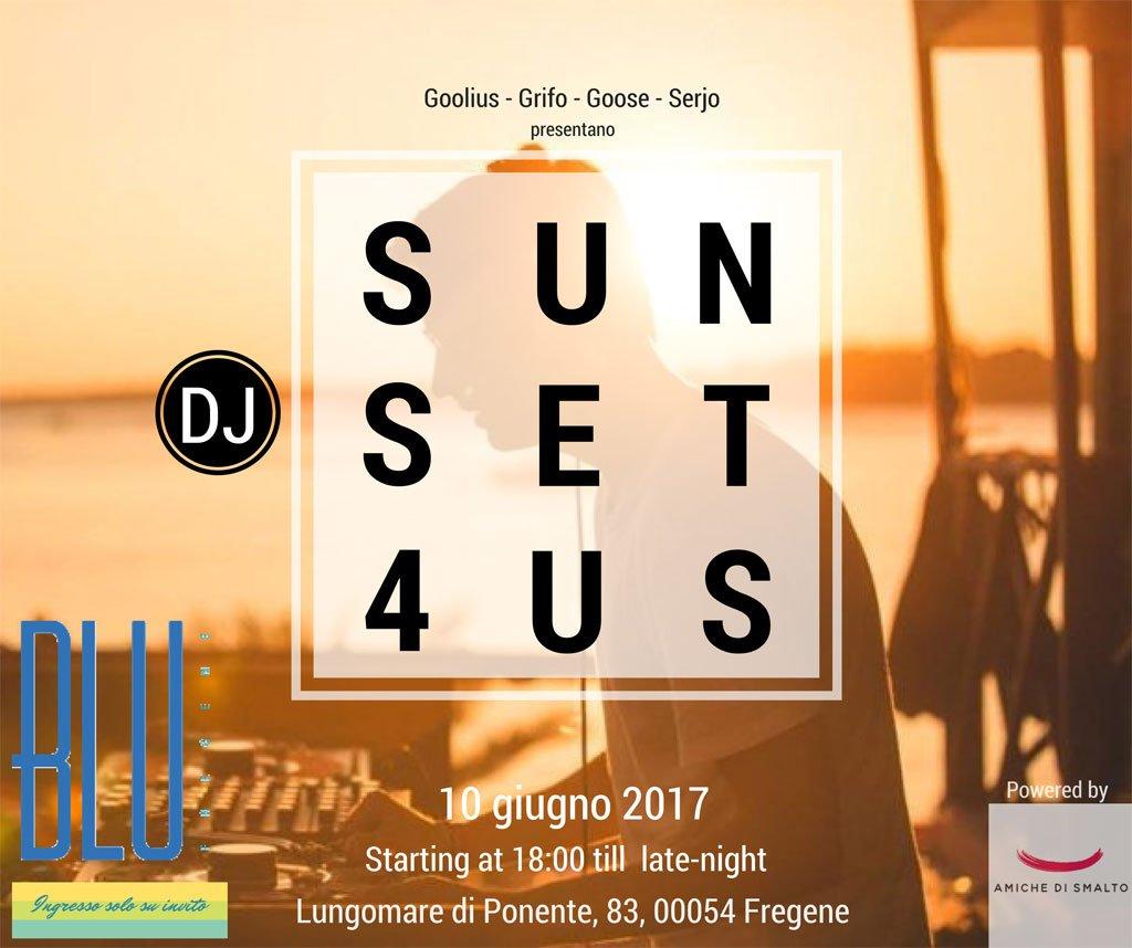 Sunset Beach Party Fregene