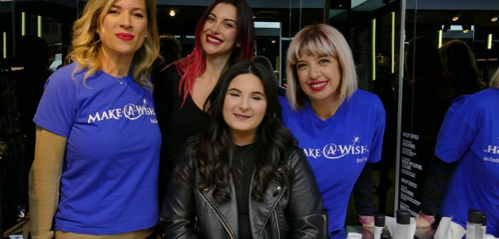 Make- A-Wish: una Giornata di Shopping con Annapaola