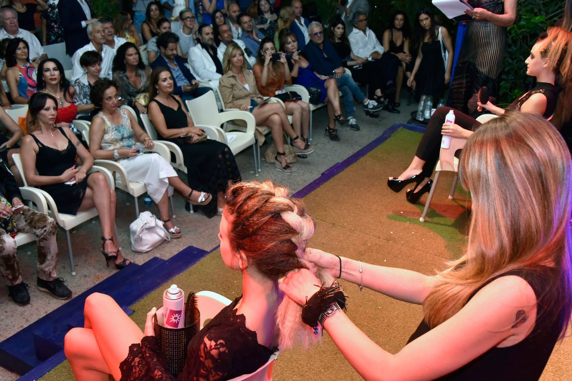 Hair Stylist Contest by Michele Spanò