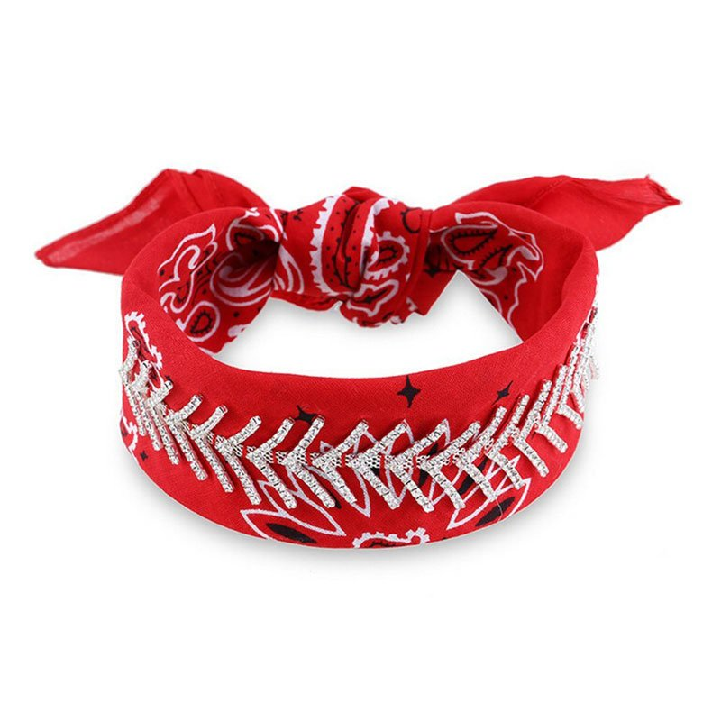 bandana gioiello