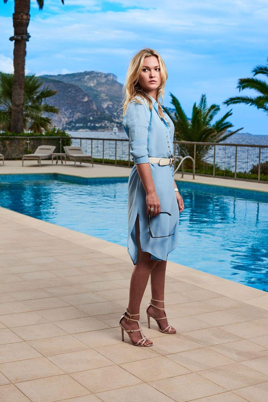 Riviera Look: lo chemisier di Gergina