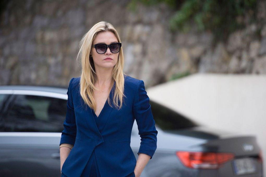 Riviera Look: la giacca blu