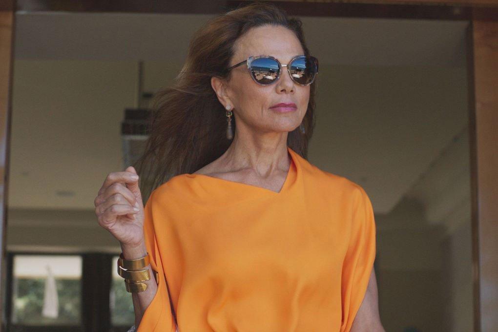 Riviera Look: l'abito di Irina
