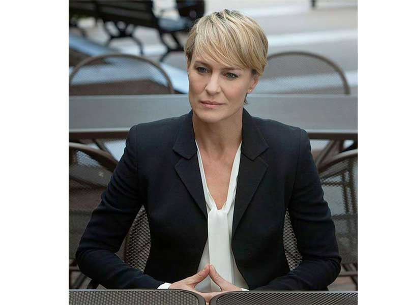 immagine Look Claire Underwood