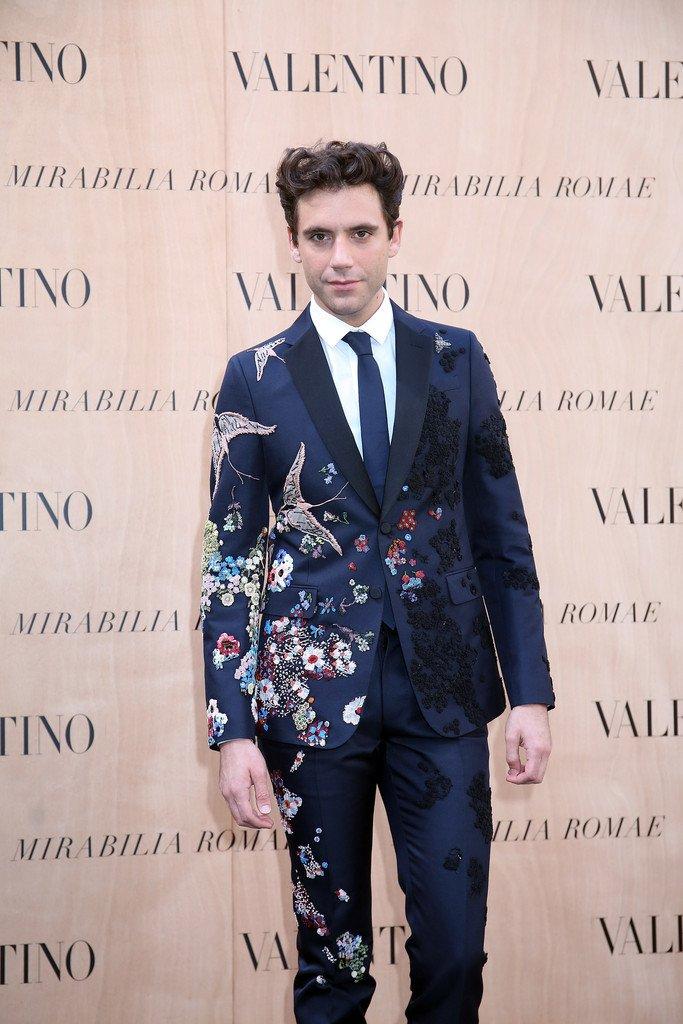 Mika veste Valentino Haute Couture