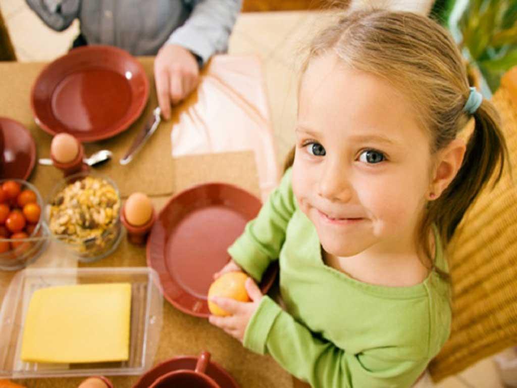 La corretta alimentazione per i bambini