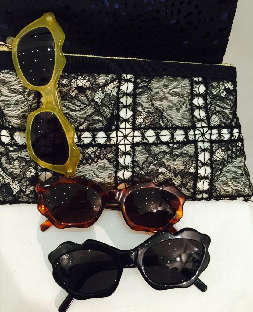 Gli occhiali da sole su misura