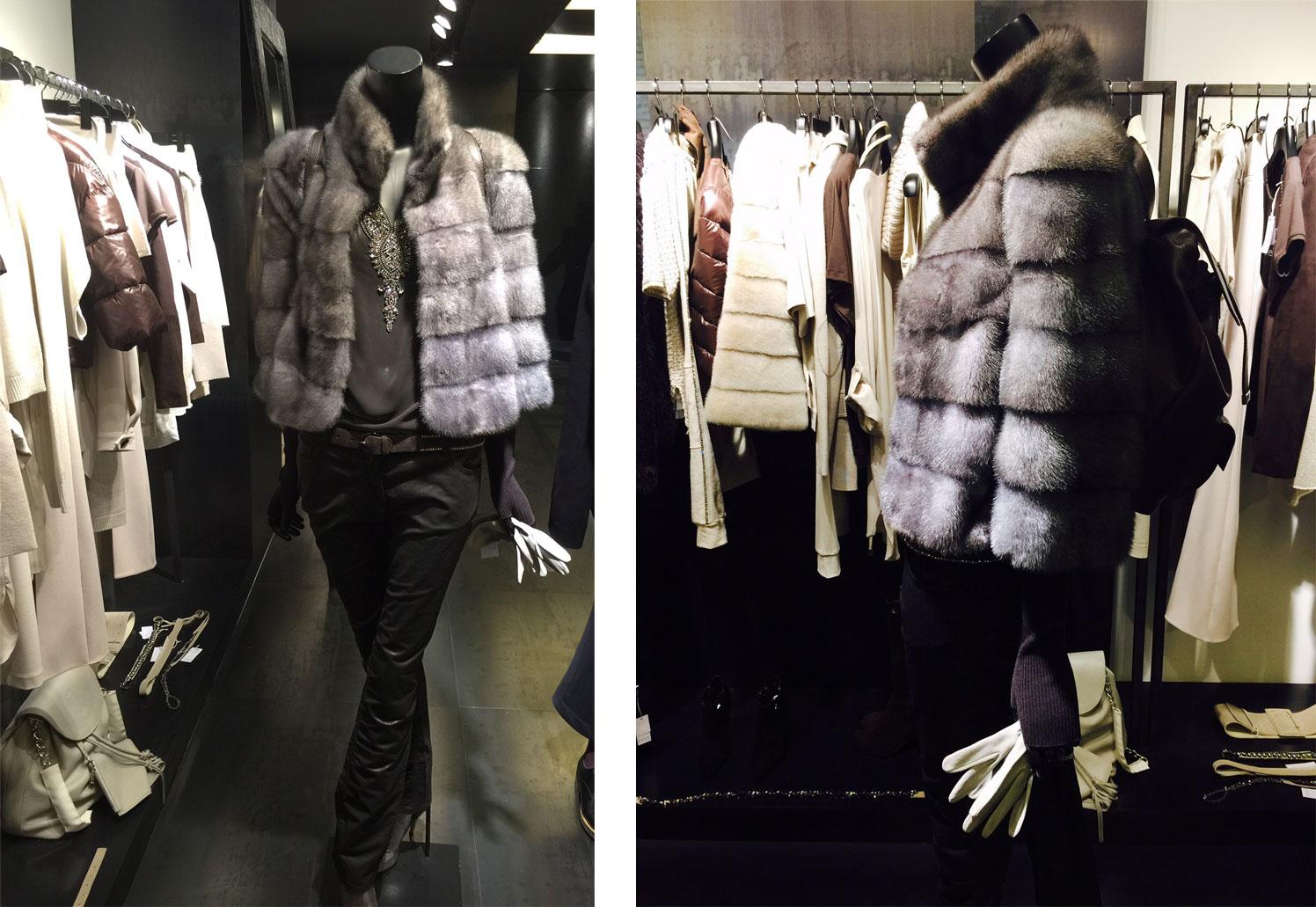 List fashion Group collezione privata a/I 2015-2016