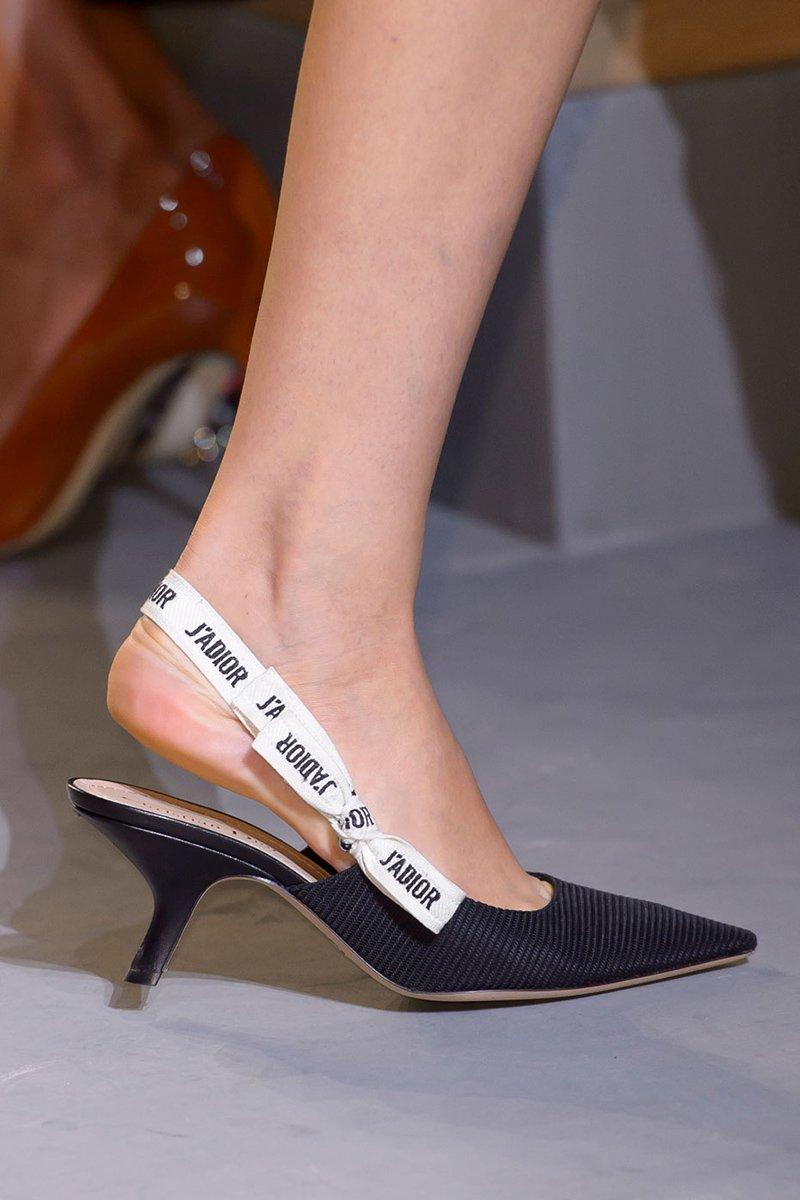 Risultati immagini per  slingback shoes – dior tendenze estate 2017