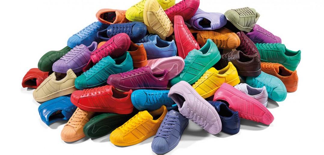 Adidas Superstar by Pharrell Williams