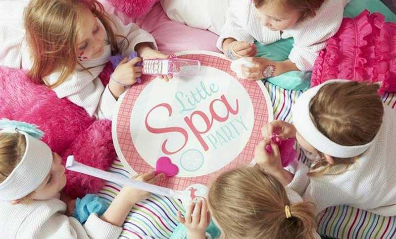 Feste per bambine: il beauty party
