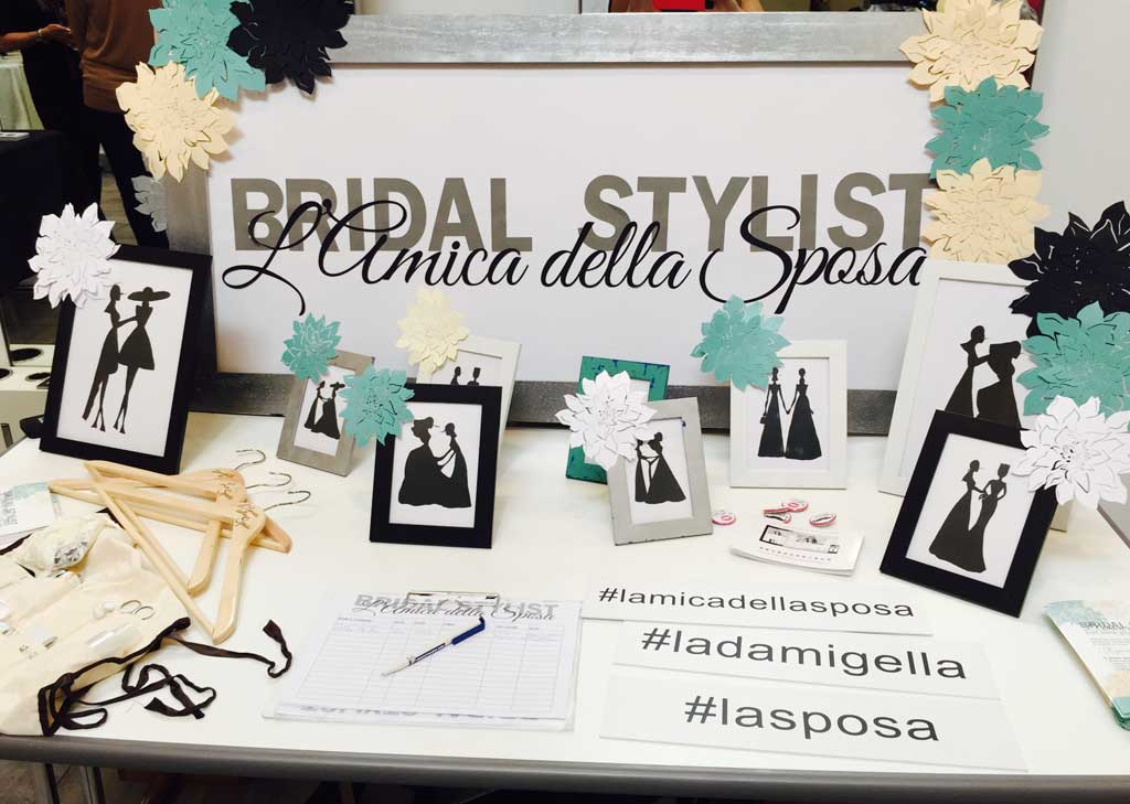 Matrimonio idee: la bridal stylist