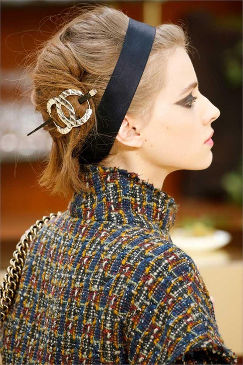 Accessori per capelli Chanel