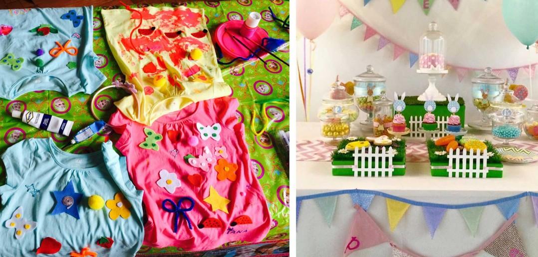 Feste per bambini: idee speciali