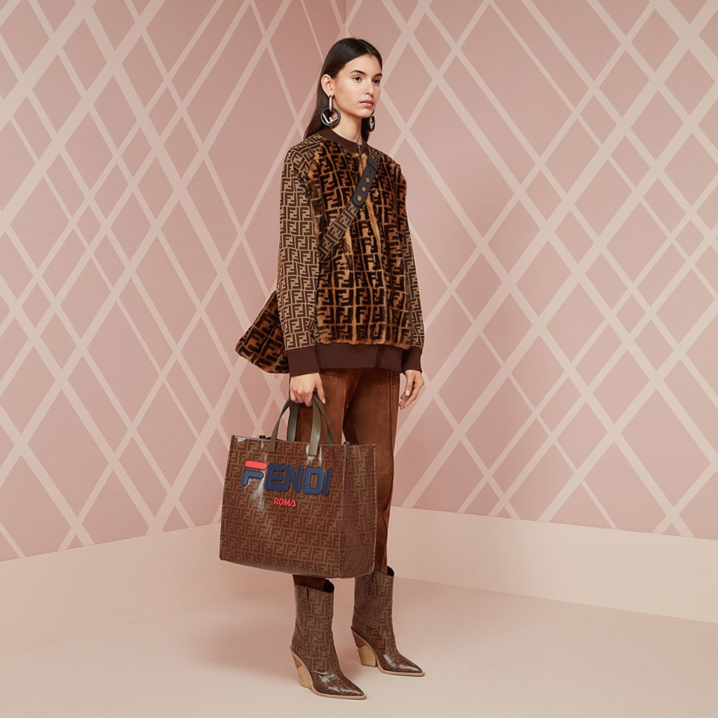 Borse shopping di Fendi