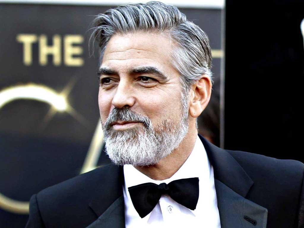 Chirurgia estetica uomo: L'attore George Clooney