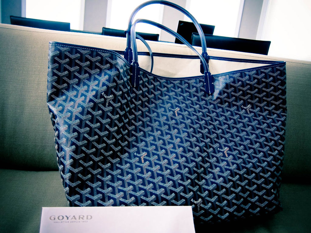 Borse shopping Goyard St.Louis