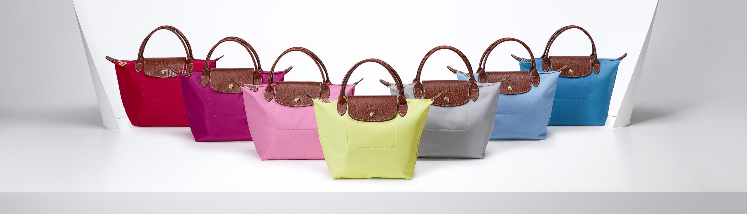 Foto della borsa di Longcham