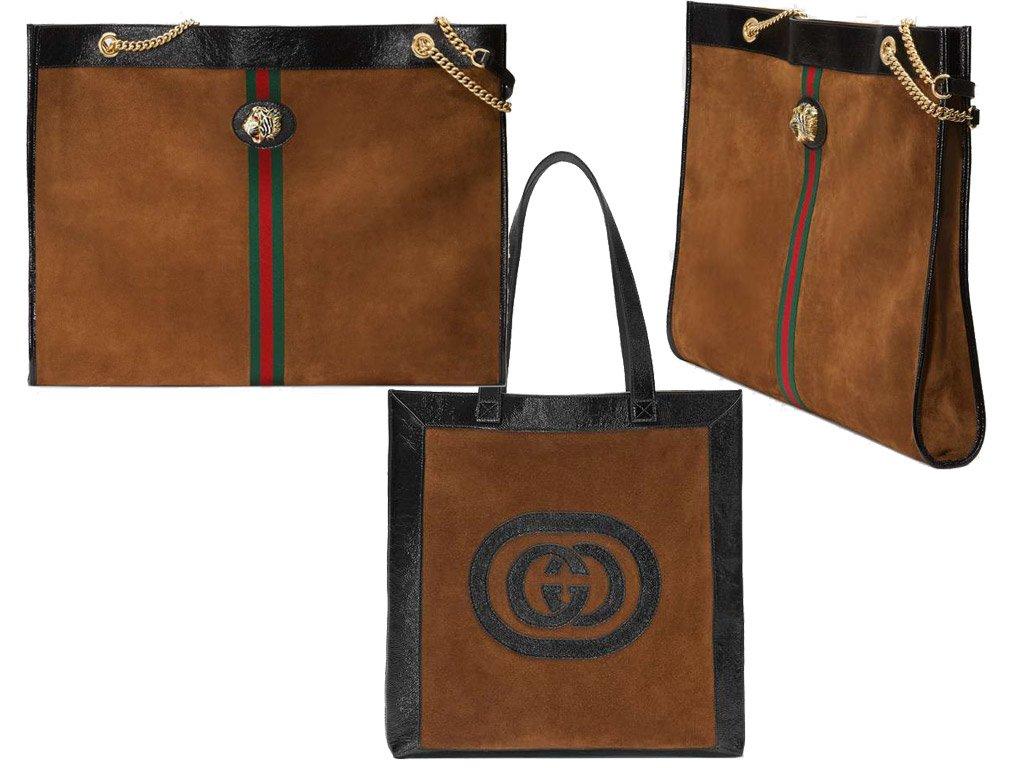 Borse shopping di Gucci