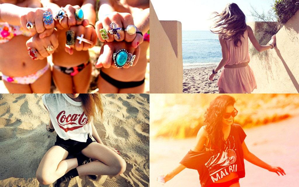 Look da spiaggia 2015: gli accessori