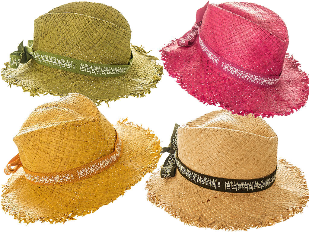 Look da spiaggia 2015: i cappelli