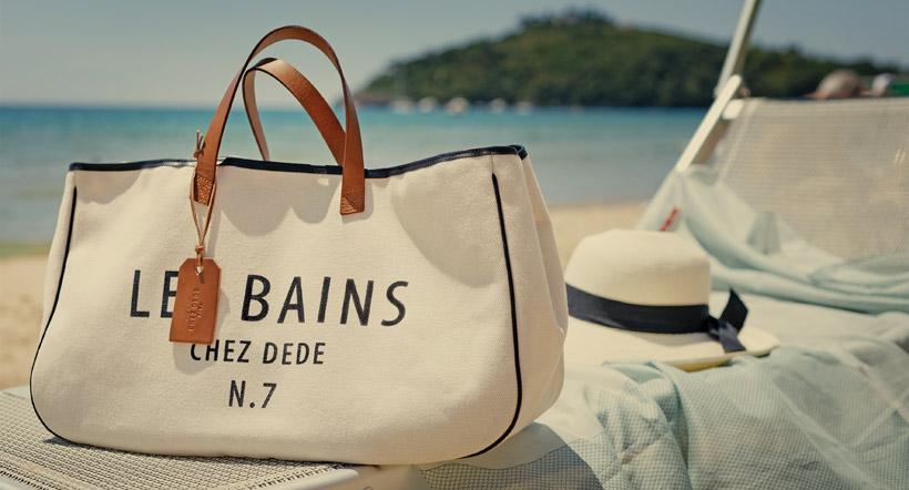 Look da spiaggia 2015: le borse da mare
