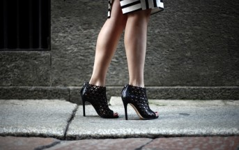 Ankle Boots open toe