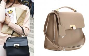La borsa di Balenciaga Le Dix