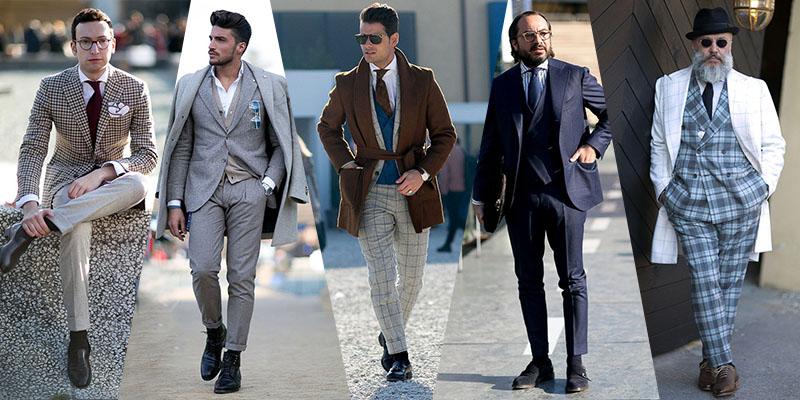 Eccezionale Moda uomo 2016: stili e tendenze WP13