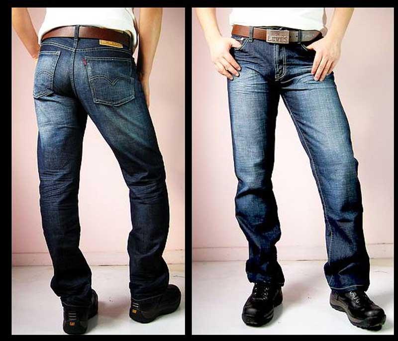I jeans interattivi di Levi's e Google