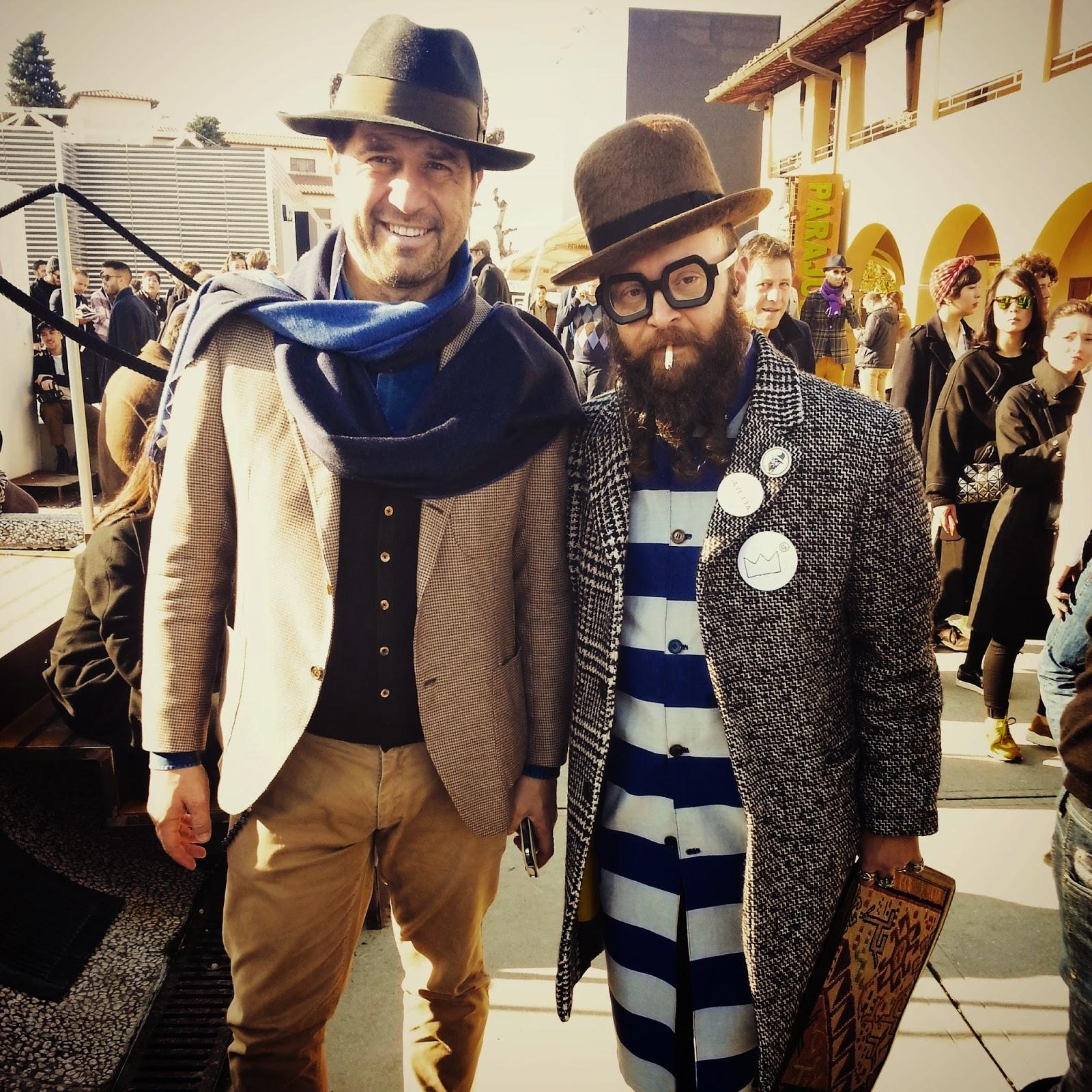 Moda uomo 2015: look hipster