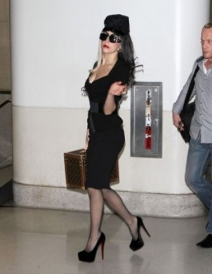 Il beauty case di Lady Gaga