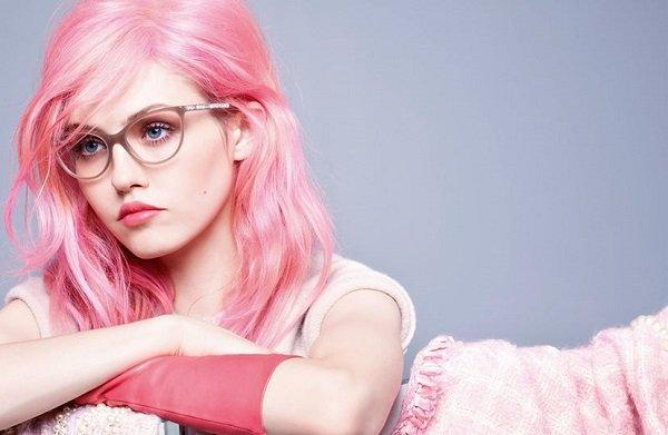 Colore capelli 2016 rosa