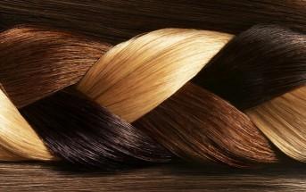 Foto di un treccia con i colori capelli 2016