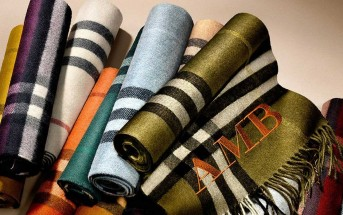 Scarf Bar di Burberry