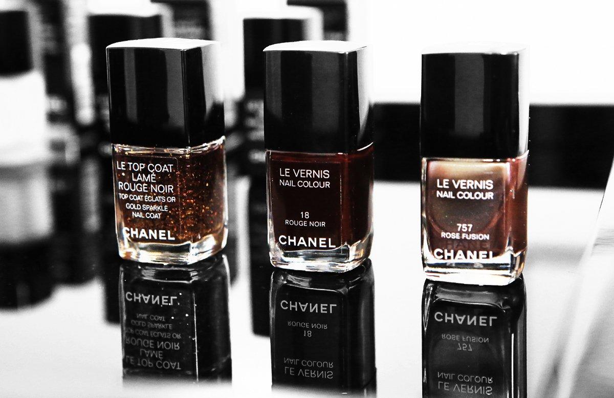 Smalti 2016 Chanel