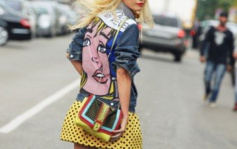 Street Style alla Milano Fashion Week 2015