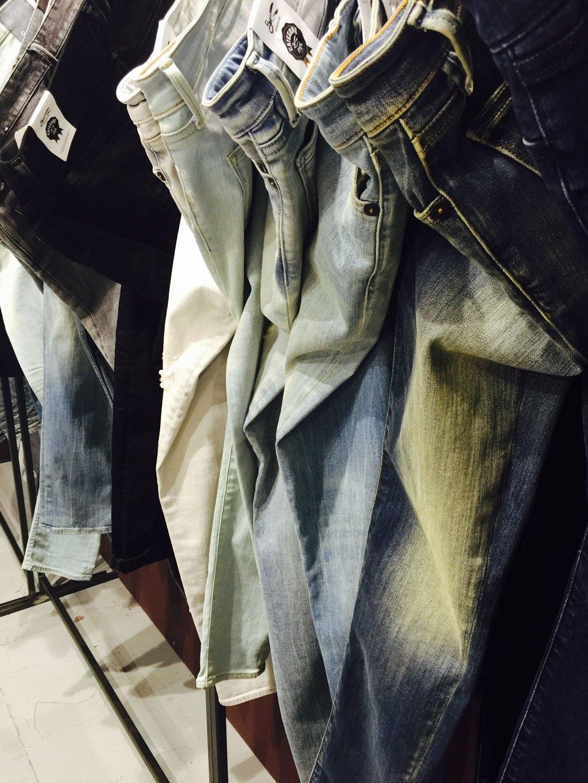 White 2015: i jeans Denham