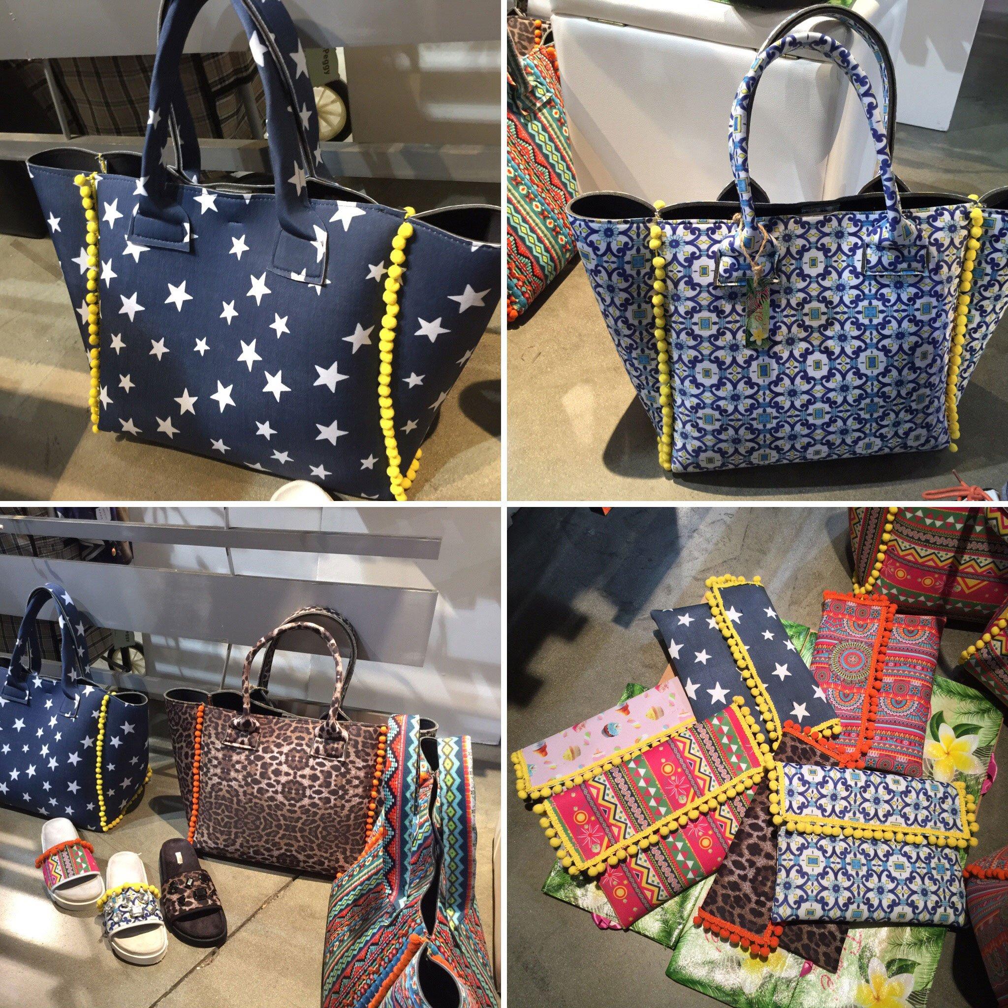 Super: le borse in neoprene di Tierè